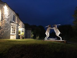 The Hare at Scawton