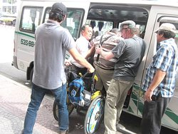 Luxury Travel - Wheelchair Tours