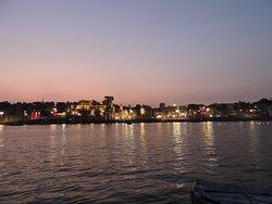 Ganga at dusk