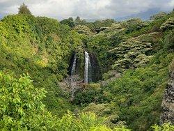 Ho'olalaea Waterfall