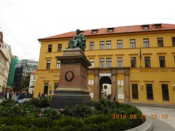 Joef Jungmann Monument