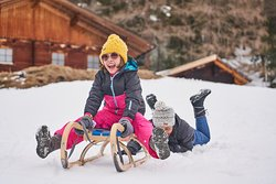 Families welcome for fun winter holidays!