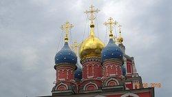 Храм Георгия Победоносца на Псковской горке, 12 июня 2019 года...