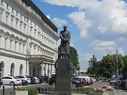 Josef Pilsudski Monument