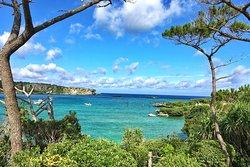 Nice view of Manza Beach
