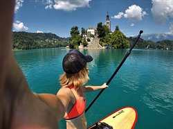 SUP Bled