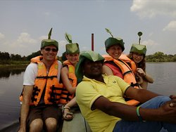 Wonderful boat ride..