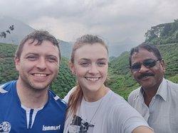 Laura O Obrain Enjoying Their Kerala trip