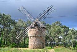 Moulin de la lande du Crac'h