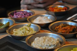 Mezze dishes! a must. Mouthwatering appetizers!