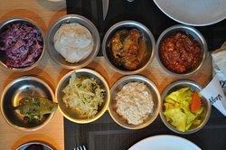 Appetizers! food for the body and soul! a must while waiting for your main dish to arrive