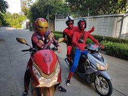 Rent A Scooter Bangkok