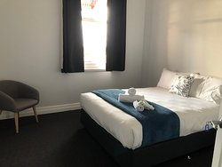 Sleep in comfort in one of our Queen Rooms for only $85 per night!