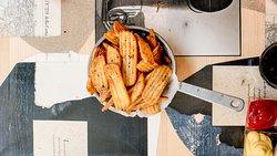 #dipping speziate cipolla e pepe