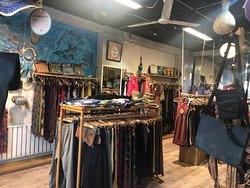 Los Banditos boho, hippie, bohemian clothing wholesale and retail page.