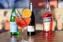 The ultimate Italian aperitief, Aperol Spritz