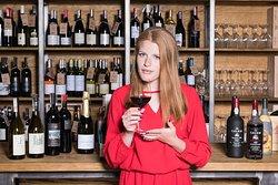 Ciriana at Wino&Friends