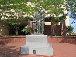 African-American Monument