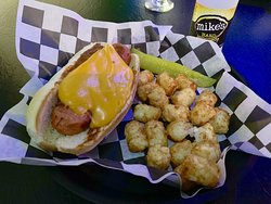 Small Town Chili Cheese Dog