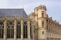 Дворец в Сен-Жермен