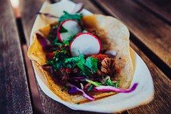 Barbacoa - Lamb Taco