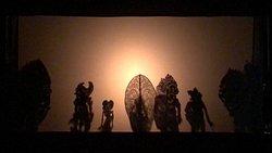 Oka Kartini Shadow Puppet Performance