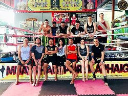 Por Silaphai Thai Boxing Gym