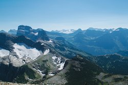 Swiftcurrent Pass Hike