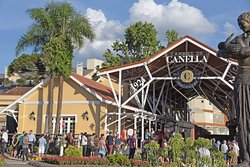 Estação Campos de Canella