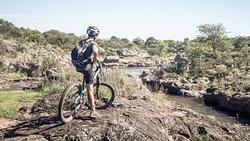 Una de las salidas en Bicicleta MTB que más nos gusta. La cascada, en La Cruz, Calamuchita, Córdoba, Argentina