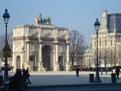 Arc de Triomphe du Carrousel.