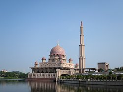 Moschea di Putrajaya