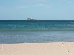 Stunning spot on an amazing beach