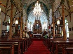 St. Mary's Church High Hill