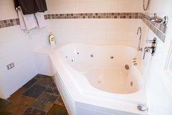 Studio spa and shower