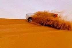 Red Dunes Bashing