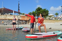 Stand Up Paddle Safari