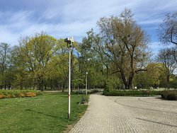 Krasinski Palace and Gardens