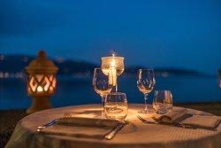 Dinner atmosphere