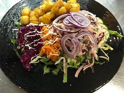 Schwäbischer Wurstsalat
