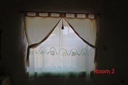 Room 2 at Sangar house in Hormuz island