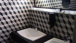 Restroom Arabian style