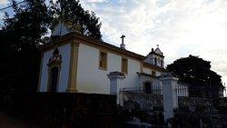 Fachada da Capela de Nossa Senhora do Pilar