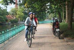 Bicycle Tours Hanoi