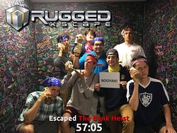 Rugged Xscape