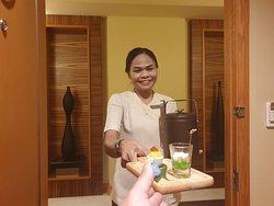 Service Stays Forever.... ขอบคุณ Centara Hotel Hat Yai...🏅