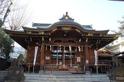 Shitaya Shrine
