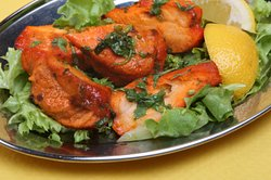 Chicken Tikka that melts in your mouth