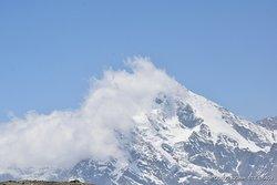 In lap of Himalaya