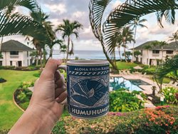 Coffee in paradise, from the comfort of your private beach condo?
